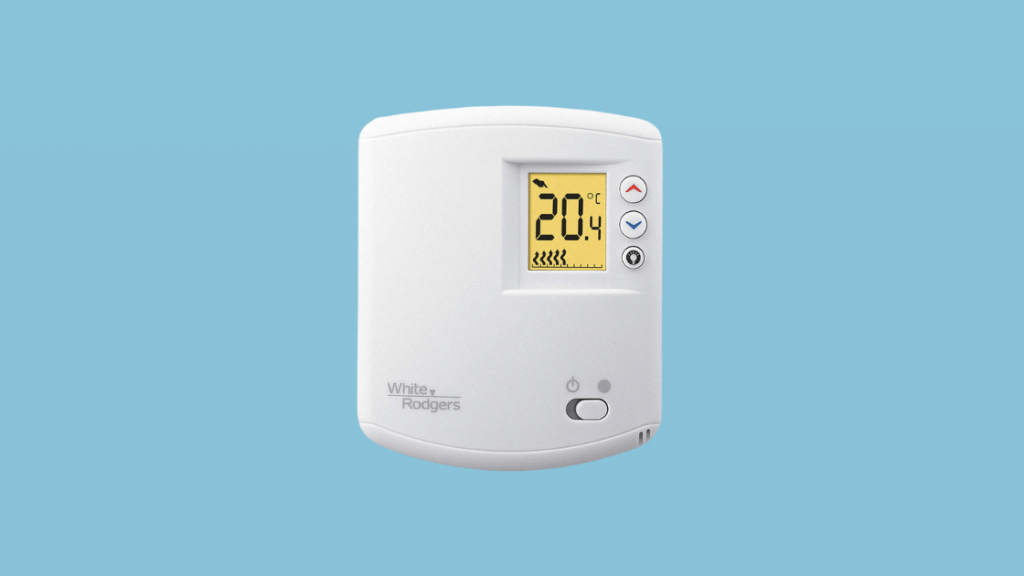 Thermostat troubleshooting rodgers white WHITE RODGERS